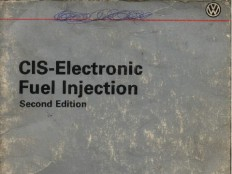 CIS Electronic Fuel Injection – service training manual