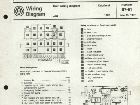 1987 cabriolet main wiring diagram vdubfixer vdubfixer VW Kit Car Wiring Diagram