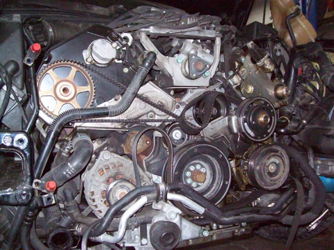 Vdubfixer timing belt - Ottawa-Gatineau VW Audi repair servic